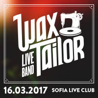 WAX TAILOR Live Band - Билети ©