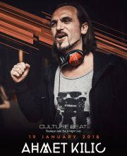 Ahmet Kilic at Culture Beat Club - Билети