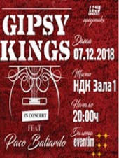 GIPSY KINGS by Paco Baliardo