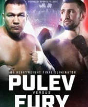 FIRE AND FURY: PULEV vs. FURY - Tickets