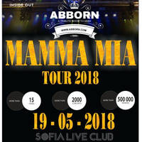 MAMMA-MIA tribute show to ABBA! - Билети ©