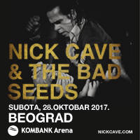 NICK CAVE & THE BAD SEEDS - Билети ©