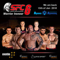 SFC 6' SOFIA Warrior Honour - Билети ©