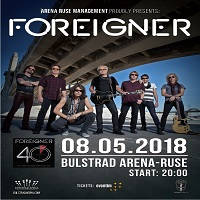 FOREIGNER - Tickets ©