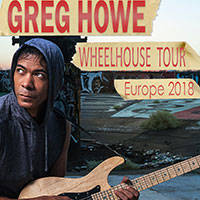 Greg Howe live in Sofia - Билети ©