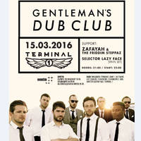 GENTLEMAN'S DUB CLUB / UK - Билети ©
