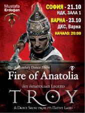 Fire of Anatolia -