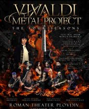 VIVALDI METAL PROJECT - Tickets