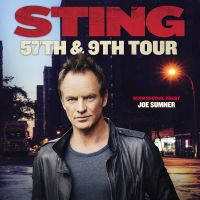 STING - 57th & 9th Tour - Билети ©