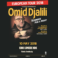Omid Djalili - Schmuck For A Night - Билети ©