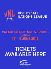 2018 FIVB Volleyball Nations League