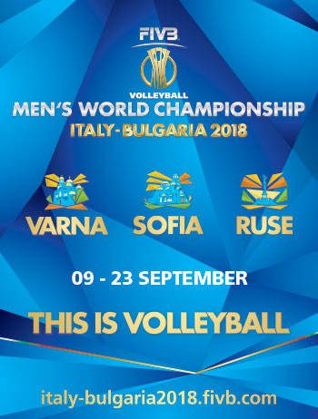 FIVB Volleyball Men's World Championship 2018