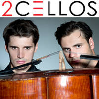 SOUNDS OF THE AGES 2015 - 2CELLOS - Tickets ©