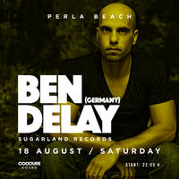 BEN DELAY @ PERLA BEACH - Билети ©