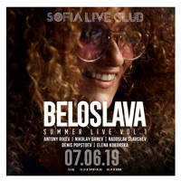 BELOSLAVA | SUMMER LIVE Vol.1 - Билети ©