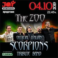 Scorpions tribute by The Zoo - Билети ©