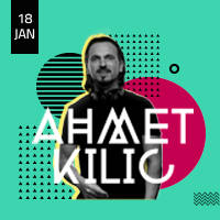 Ahmet Kilic at Culture Beat - Билети ©