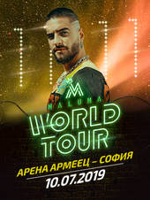 Maluma - 11:11 World Tour