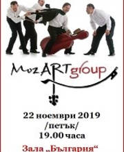 MOZART GROUP - Tickets