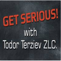 GET SERIOUS! – with Todor Terziev - Билети ©