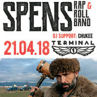 SPENS & RAP AND ROLL BAND - Билети ©