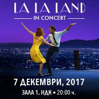 LA LA LAND in concert - Tickets ©