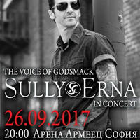 The Voice of Godsmack SULLY ERNA - Билети ©