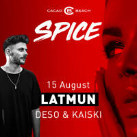 SPICE v.3: Latmun - Tickets ©