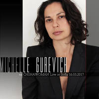 MICHELLE GUREVICH /CHINAWOMAN - Tickets ©