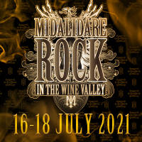 MIDALIDARE ROCK IN THE WINE VALLEY - Tickets ©