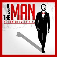He's The Man - Tickets ©
