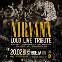 NIRVANA - Live Tribute - Билети ©