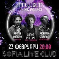 INTELLIGENT MUSIC PROJECT LIVE - Билети ©