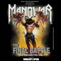 MANOWAR - THE FINAL BATTLE TOUR 2019 - Билети ©