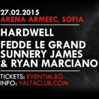 TOP 100 DJs World Tour - Tickets ©