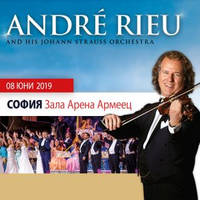 ANDRE RIEU - Tickets ©