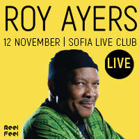 ROY AYERS live - Tickets ©