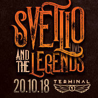 Svetlio & The Legends - Билети ©