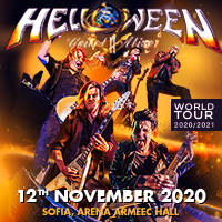 Helloween United II Alive - Билети ©
