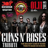 Guns'n'Roses tribute by Hollywood Rose - Tickets ©