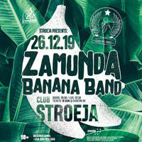 ZAMUNDA BANANA BAND - Билети ©