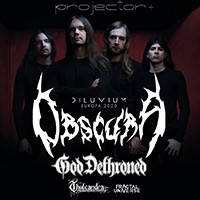 OBSCURA Diluvium Europa 2020 - Tickets ©