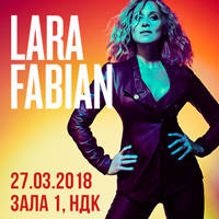 LARA FABIAN - Tickets ©