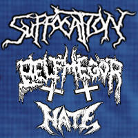 SUFFOCATION, BELPHEGOR, Hate + 2 - Билети ©