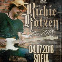 RICHIE KOTZEN LIVE IN SOFIA - Tickets ©