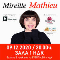 MIREILLE MATHIEU - Tickets ©